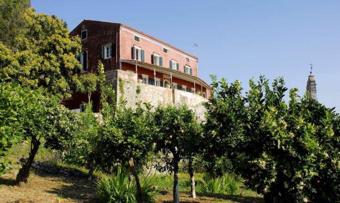 House at San Stefano