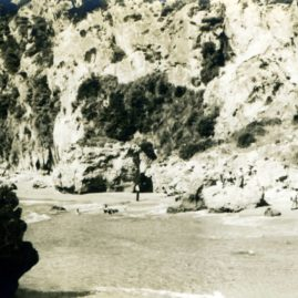 Myrtiotissa beach-1950