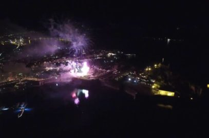 Easter night at Corfu-2016