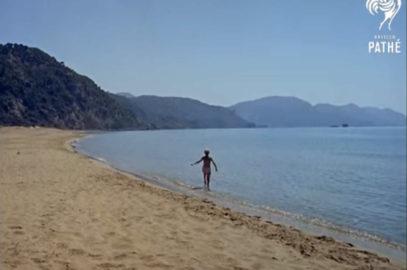 Glyfada beach 1962