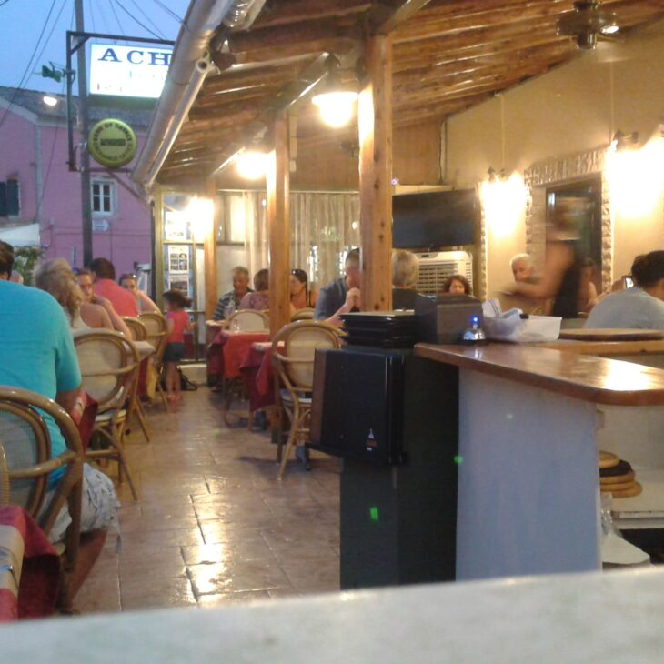 Pizza House Kavouras: Simply the Best Pizza in Corfu