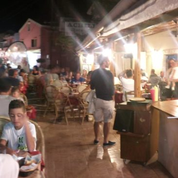 Pizza house Kavouras simply the best pizza in Corfu
