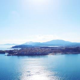 5 minutes with Amazing Corfu scenes from drone