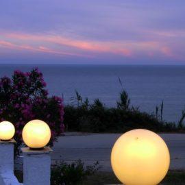 A Night in Corfu