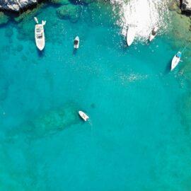 Saint Paul's Bay in Rhodes