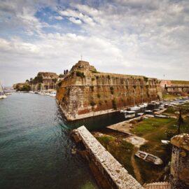 Corfu Citadel - The Old fortress
